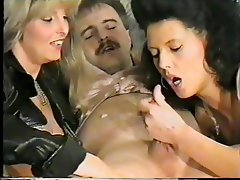 German, Group Sex, Hairy, Stockings