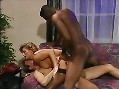 Double Penetration, Group Sex, Hairy, Pornstar
