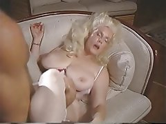 Blonde, Collants, Millésime, MILF