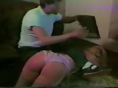 Spanking, Stockings, Vintage