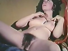 Babe, Brunette, Softcore, Vintage