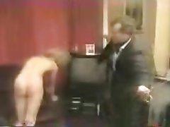 Vintage, BDSM, Spanking