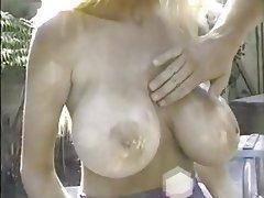 Big Boobs, Blonde, Cumshot, Pornstar