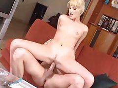 Blonde, Hardcore, Italian, Skinny