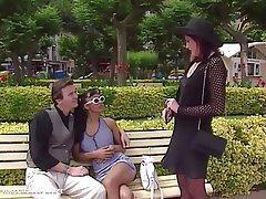 Anal, Double Penetration, Facial, Group Sex