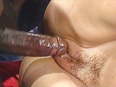 Blonde, Cumshot, German, Interracial
