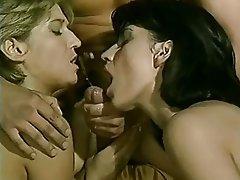 Italian, Threesome, Vintage