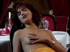 British, Brunette, Masturbation, Vintage