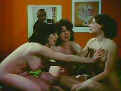 Hairy, Lesbian, Swinger, Vintage