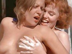 Femdom, Group Sex, Hairy, Redhead