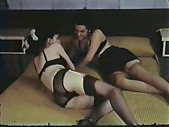 Sexe en groupe, Poilue, Femmes en bas, Échangistes