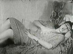 Masturbation, MILF, Vintage