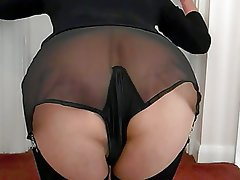 Amateur, British, Pantyhose, Stockings