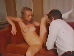 Anal, Cumshot, Old and Young, Spanking