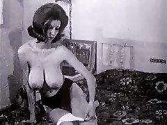 Grands seins, Collants, Femmes en bas, Millésime