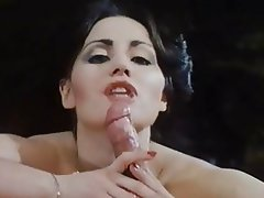 Vintage, Handjob, Threesome, Cumshot