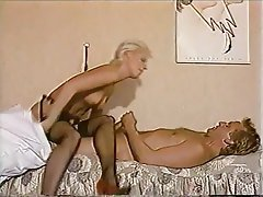 Anal, Facial, Stockings, Vintage