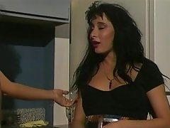 Lesbian, Nipples, Spandex, Vintage