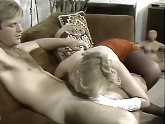 Blowjob, Facial, Blonde, Hairy