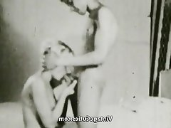 Amateur, Blonde, Blowjob, Vintage